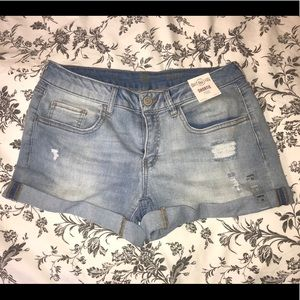 NWT Jeans Shorts